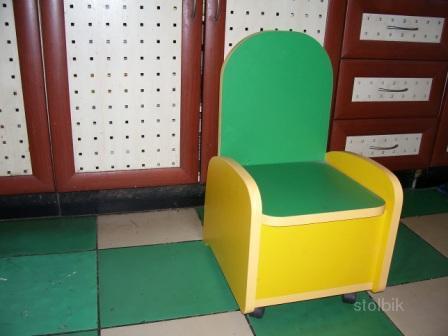 Детские стульчики из дсп