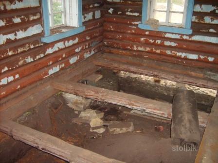 Ремонт в старом деревянном доме своими руками