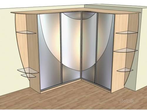Тверь дизайн шкаф купе