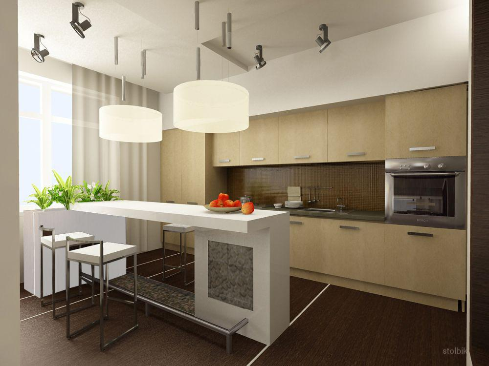 Ремонт кухни в квартире фото 2