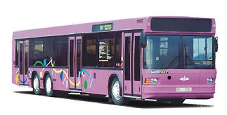 Автобус МАЗ 107 новый Городской …