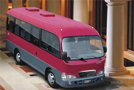 Автобус HYUNDAI County Long новы…