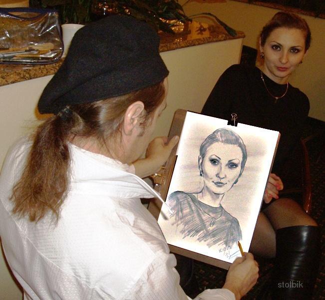 Карикатура на заказ,нарисовать шарж по фото,заказать портрет - Россия