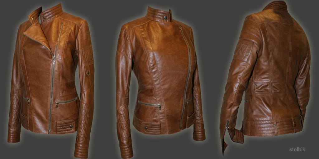 Из кожи куртки своими руками
