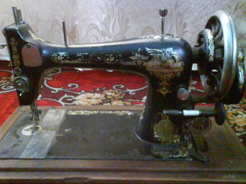 Раритет - швейная машинка зингер