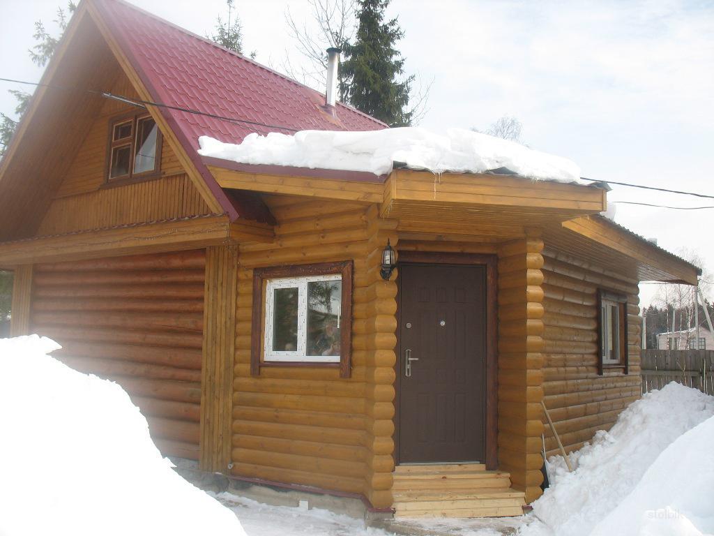 Строим под ключ дома, бани, срубы, садовые домики, беседки