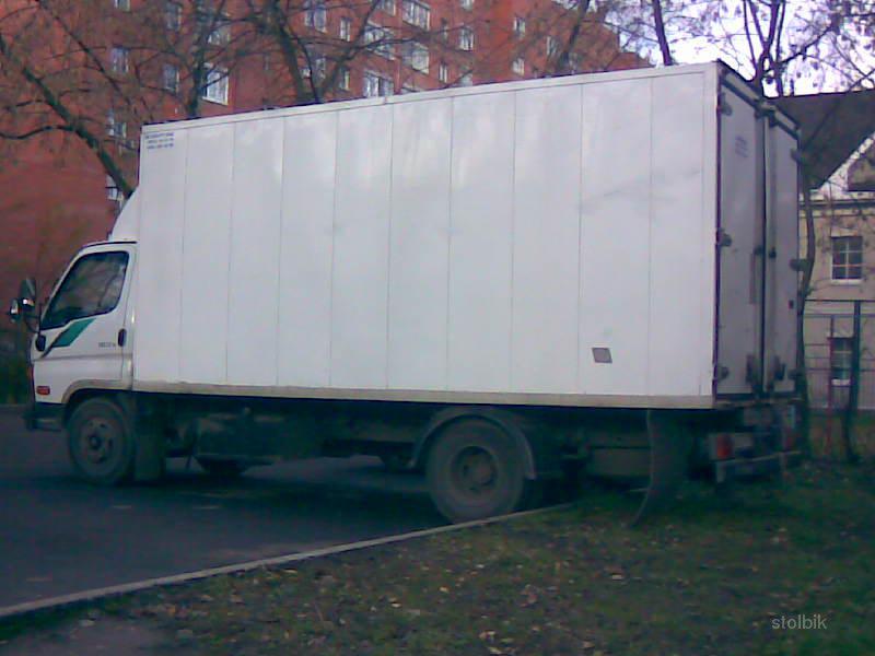 Продаю грузовой автомобиль ХЕНДАЙ-…