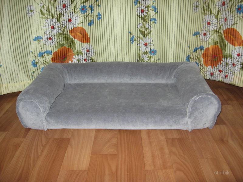 Сшить диван для кота