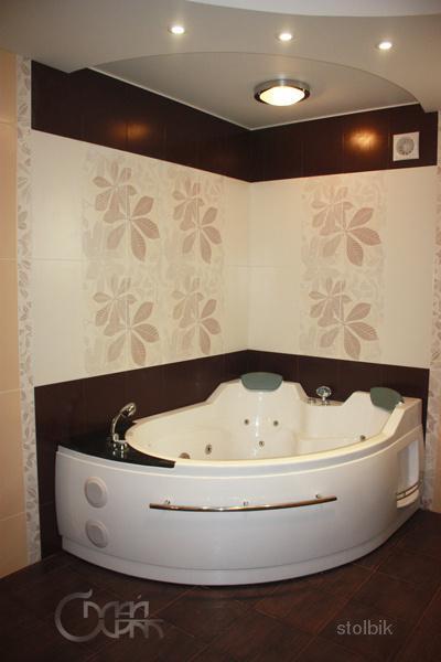 Ремонт ванных комнат и санузлов под ключ профессионально и в срок.