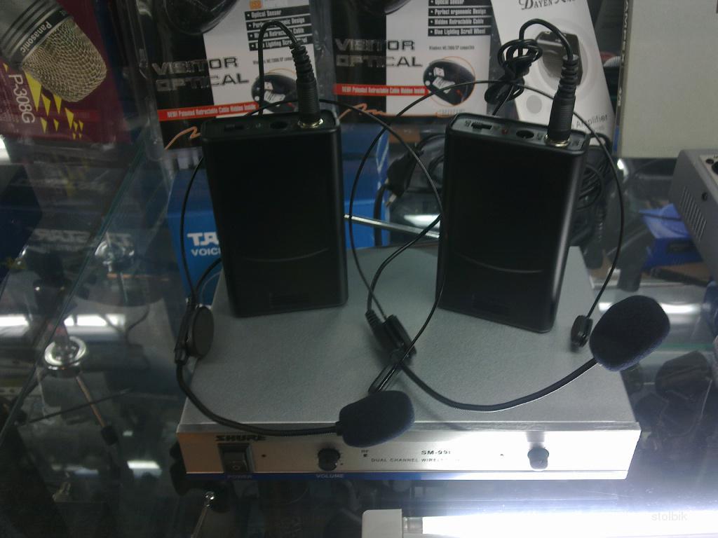 Микрофоны в москве 5
