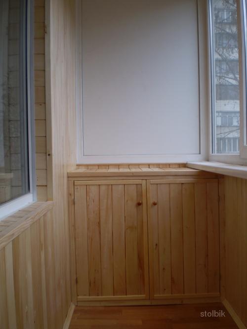 На этой страничке вы можете подробно рассмотреть фото балконов и