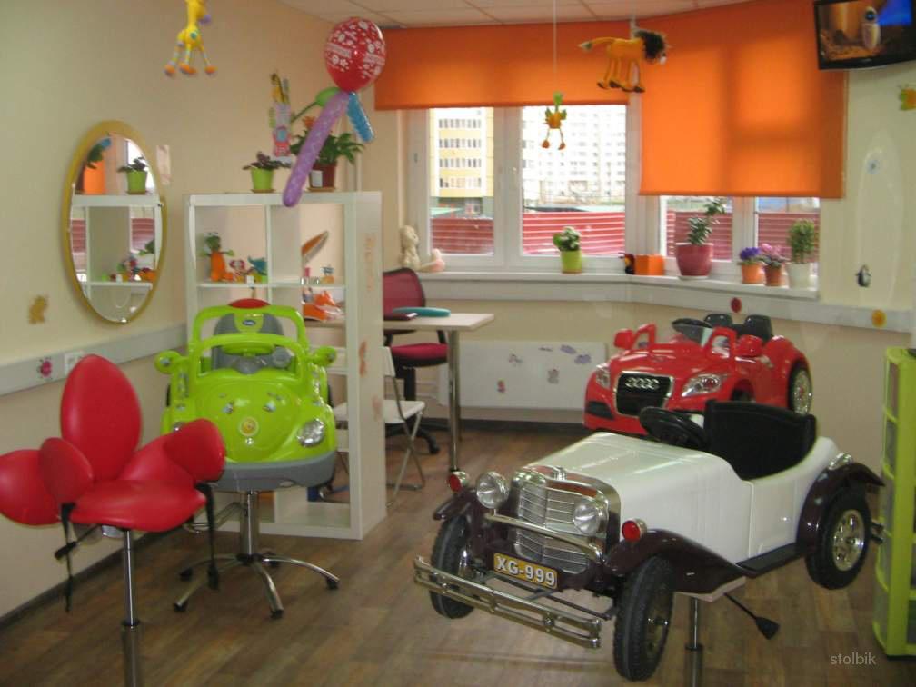 Детские парикмахерские кресла своими руками 15