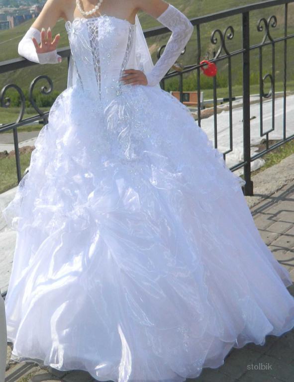 Свадебные платья россии