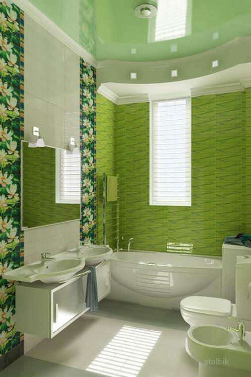 Облицовка ванной комнаты плиткой своими руками фото