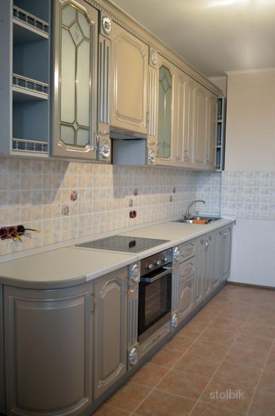 Как изменить кухонные фасады