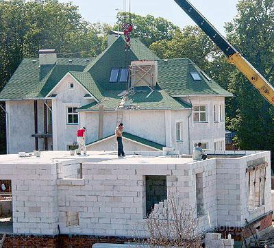 Какие возможности дает пеноблок при строительстве дома?