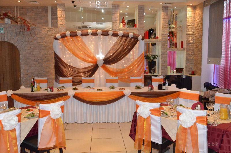 Свадьба в ульяновске-кафе