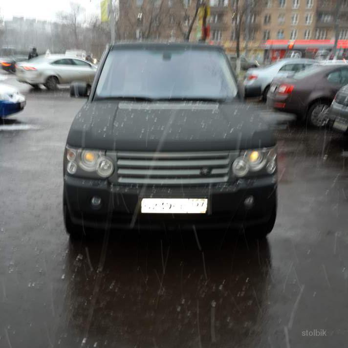 Land Rover Range Rover  autosua