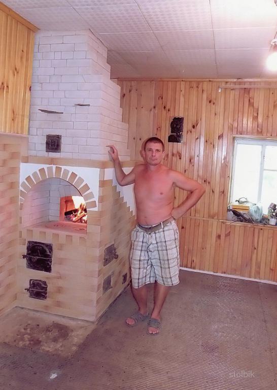 Русская печь своими руками экономка