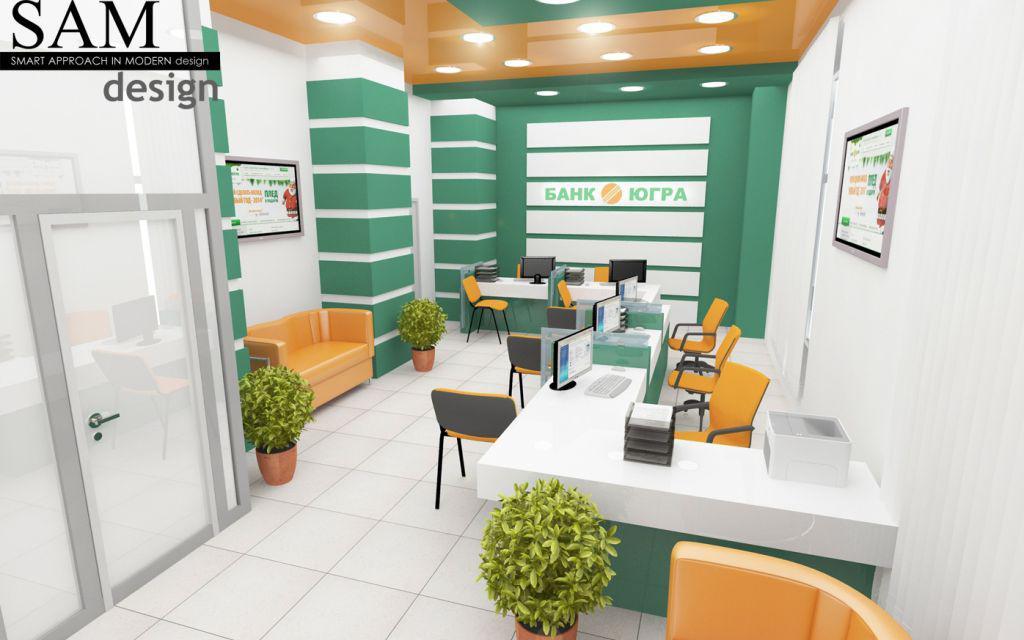 Дизайн общественных и жилых помещений