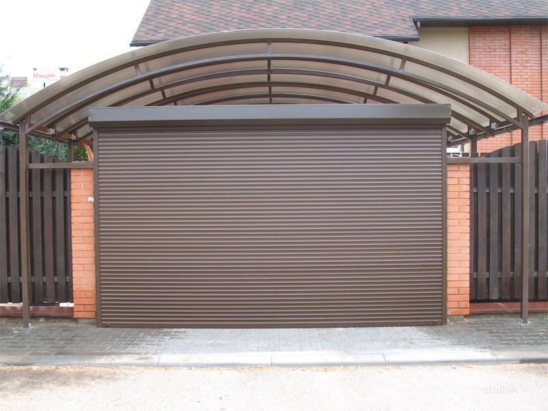 роллеты гаражные ворота