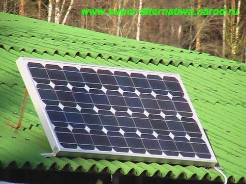 Солнечные батареи для дома купить