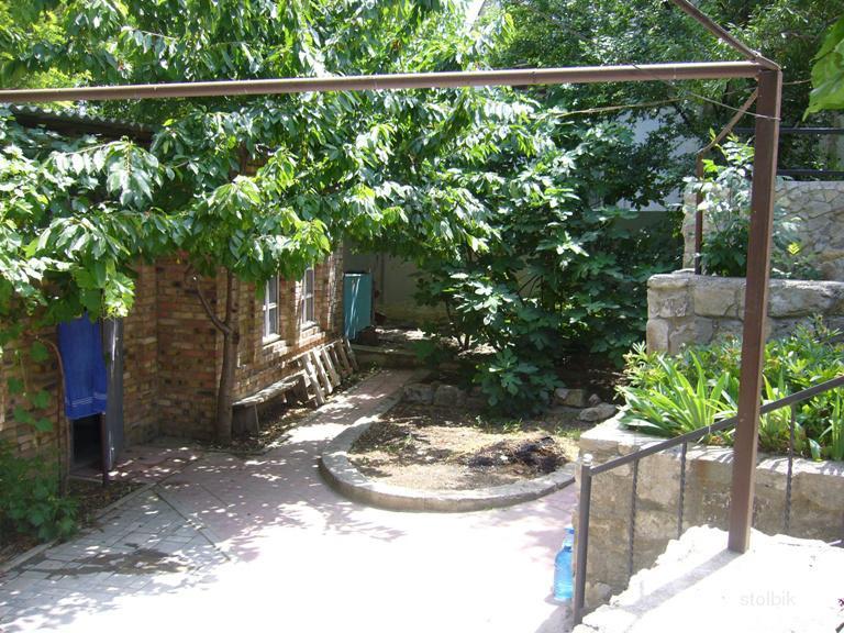 Домик в феодосии в районе айвазовской