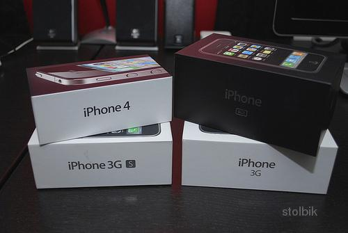 Продаю Apple iphone 4G 32GB - Россия