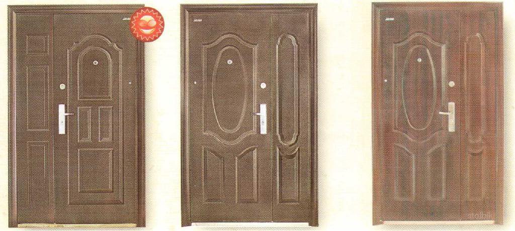 новостройка железная дверь