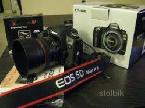 Canon EOS-5D Mark 11 цифровых фотокамер - Украина
