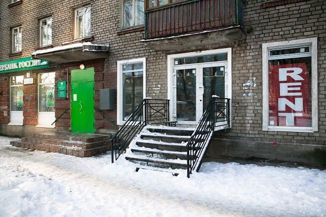 Купить квартиру на первом этаже под магазин