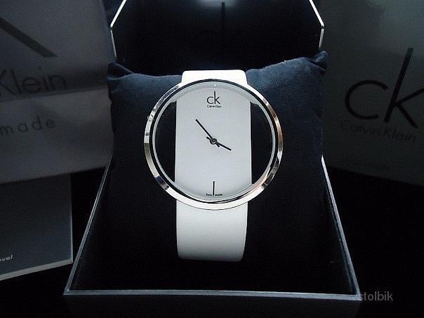 Часы Calvin Klein Кельвин Кляйн, купить с бесплатной