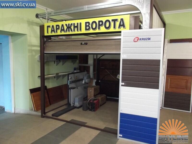 ворота для гаража в г сарове