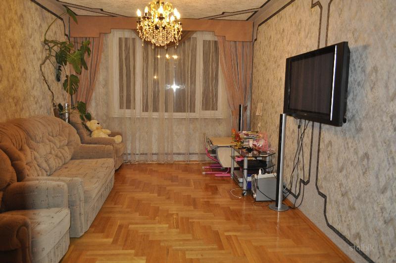 База квартир в Москве