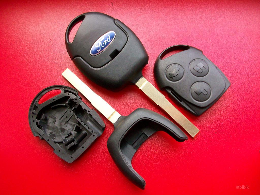Чип ключ Форд (Ford) – купить чип ключ зажигания Ford в ...