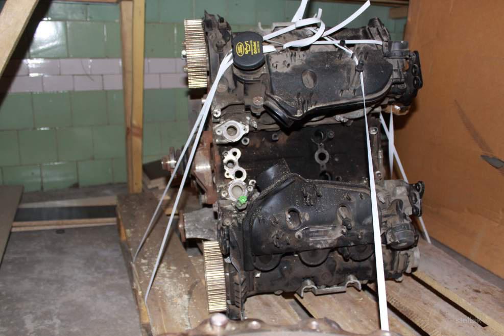 Снятие двигателя ленд ровер дискавери 3 дизель