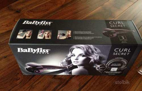 BaByliss Curl Secret C1000Е - Россия