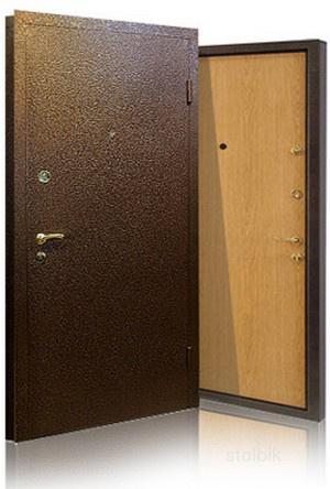 металлические двери от производителя россия
