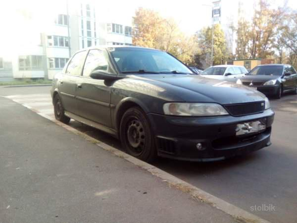 Opel Vectra B 2.5 AT - Россия