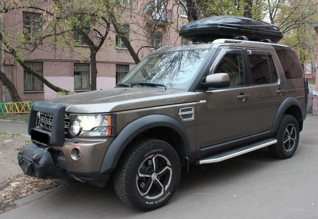 Land Rover Discovery4 2,7 дизель - Россия