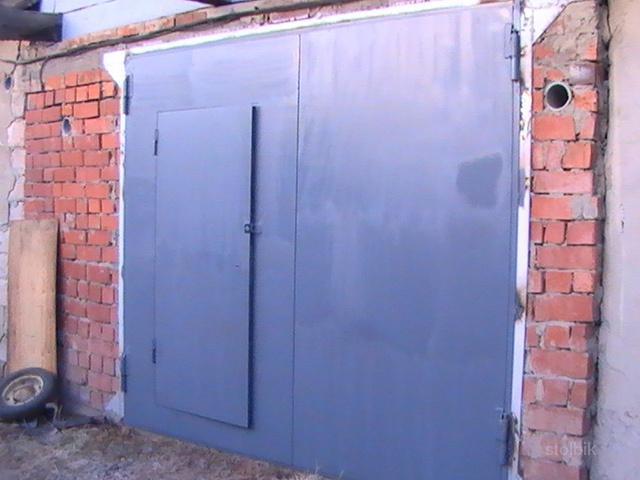 двери железные решетки ворота гаражные