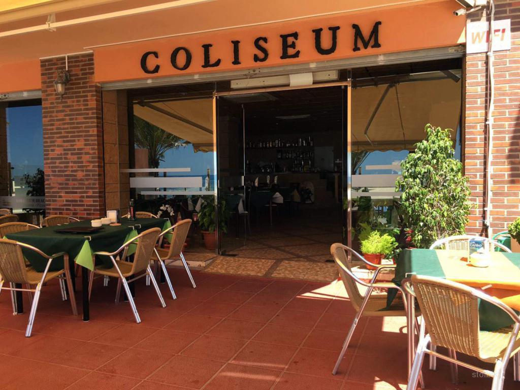 Рестораны в испании цены