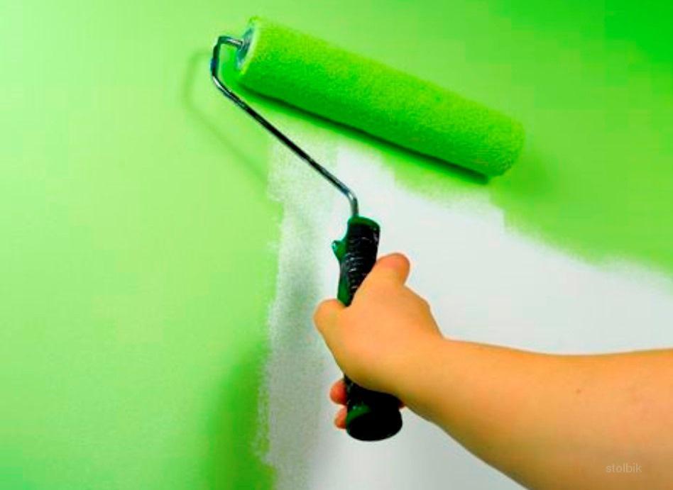 можно ли красить гипсокартон водоэмульсионной краской